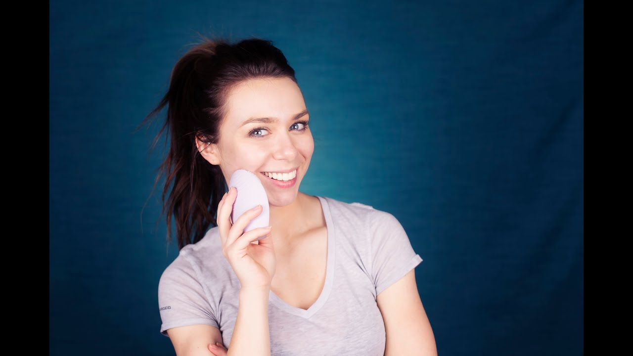 Best facial cleansing brush for mature skin