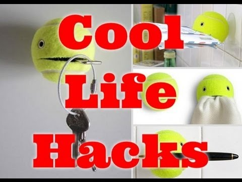 Cool Life Hacks - YouTube