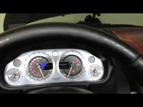 Aston Martin V12 60L DB9 Engine Oil Starvation  Bottom End