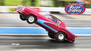 2015 21ST WORLD POWER WHEELSTAND CHAMPIONSHIP AT BYRON DRAG WAY!