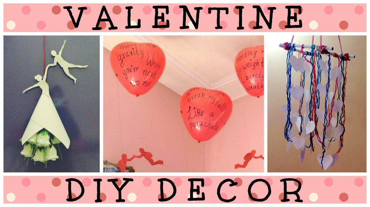 diy valentines decorations best valentine u0027s day id