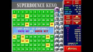 Superbounce Keno   Skill