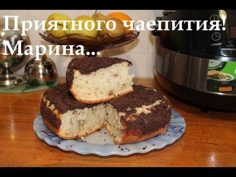 Рецепт классического кекса в мультиварке