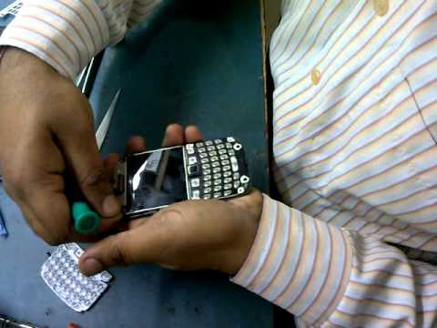 blackberry 9220 disassembly & assembly