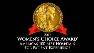Pullman Regional Hospital Receives Women's Choice Awards