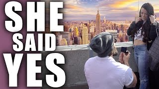 I FINALLY DID IT! - NEW YORK SURPRISE - FOOD, SITES, SHOWS & DIAMONDS