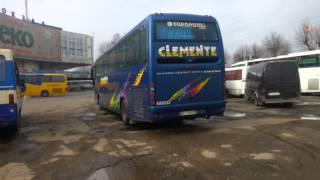 видео Билеты на автобус Львов
