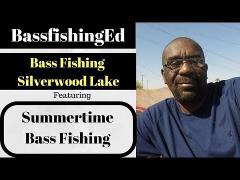 #BassfishingEd - Bass Fishing Silverwood Lake