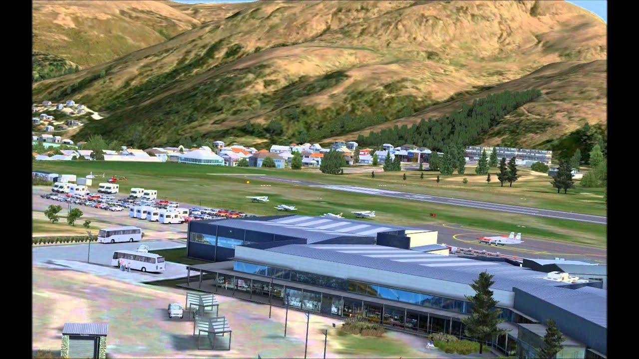 ORBX new NZQN Queenstown