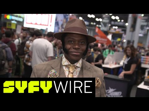 The Best Cosplay of New York Comic Con 2017  New York ComicCon 2017  SYFY WIRE
