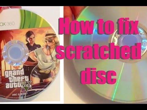 Восстановить поврежденный диск