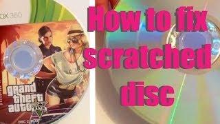 Восстановить поврежденный диск(Здесь мы покажем Вам как восстановить поврежденный диск, который не возможно воспроизвести. В нашем случае..., 2013-12-29T16:12:50.000Z)