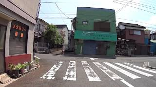 【自転車車載】石塚公園北~足立栗原北郵便局までの往復(2018/07/20) thumbnail