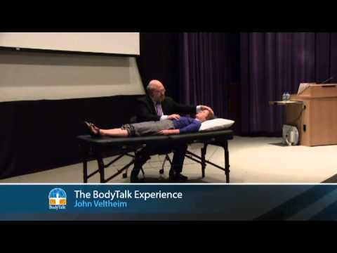 The BodyTalk Experience: What does a session look like
