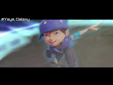 Boboiboy AMV [On My Way] HD