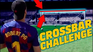 CROSSBAR CHALLENGE with XBuyer, Koko, Robert PG and Spursito | Rakuten Fan-tastic Cup