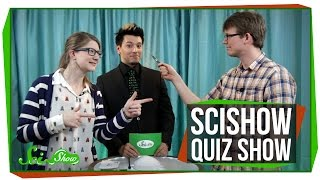 SciShow Quiz Show: With the Brain Scoop's Emily Graslie!