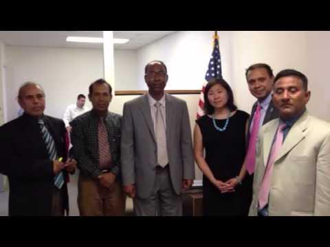 BNP Leaders Meet With Congresswoman Grace Meng