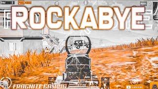 Rockabye ( 4K ) Clean Bandit | Pubg Mobile Montage | REALME HDR + EXTREAM +GYRO