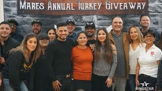 Abner Mares 5th Annual Turkey Drive