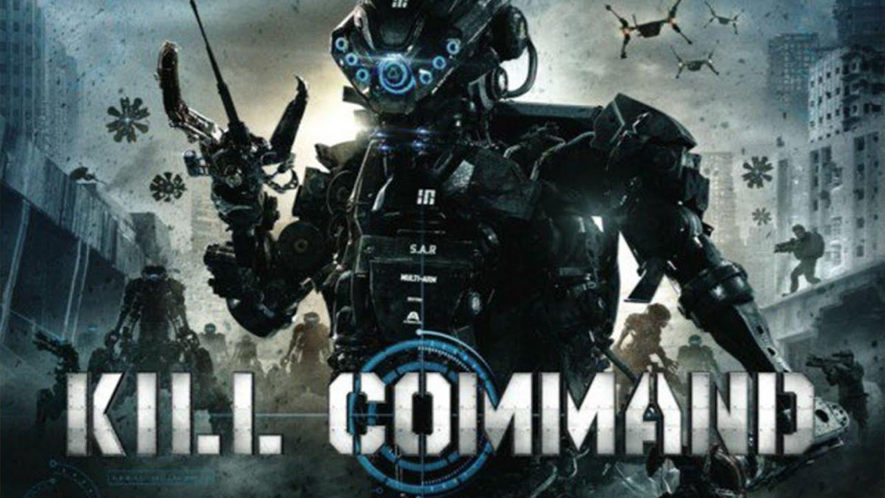 Kill Command(2016) Movie Review - YouTube