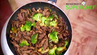 Video How to make Stir fry beef in broccoli & Cashew nuts | Chef Ali Mandhry download MP3, 3GP, MP4, WEBM, AVI, FLV November 2017