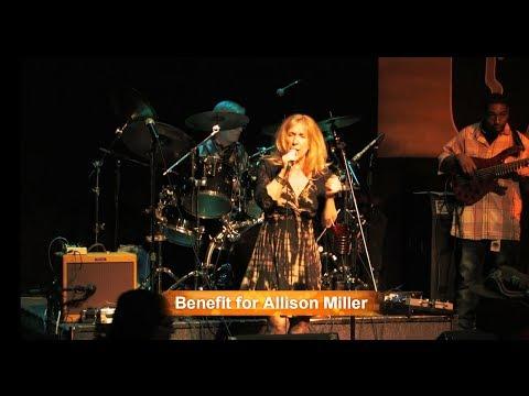Dee Miller's Benefit for Allison Miller Highlights