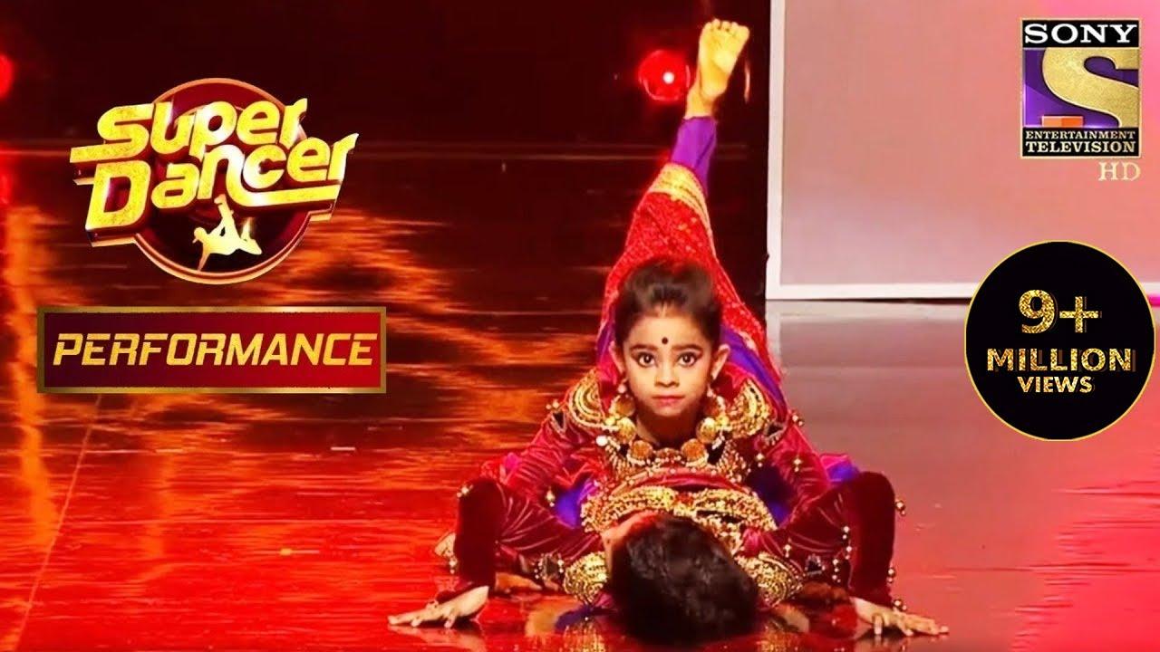 Download Rupsa और Dipali की Jugal-bandi ने मचाया हंगामा | Super Dancer Chapter 3