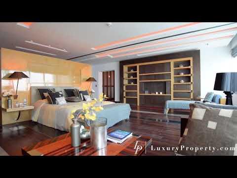 Four-Bedroom Royal Penthouse At Le Reve In Dubai Marina