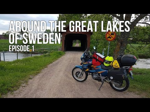 Around The Great Lakes Of Sweden Ep 1