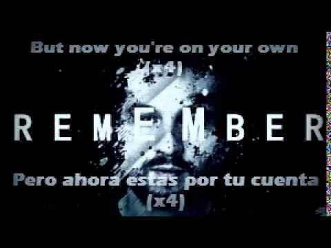 Steve angello ft. The Presents - Remember Lyrics/Subtitulado en español