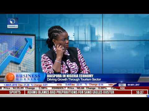 Business Morning: Discussing Diaspora In Nigeria Economy Pt 1