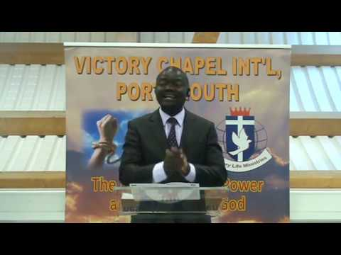 Unfailing and Creative Power of The Word by Pastor Bisi Ige, Victory Chapel Int'l Portsmouth