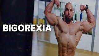 'Bigorexia': Muscle dysmorphia 'now affects one in 10 gym-going men' - BBC News.