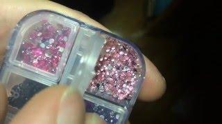 видео Наборы страз для ногтей