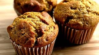 Paleo Recipes- Pumpkin Muffins