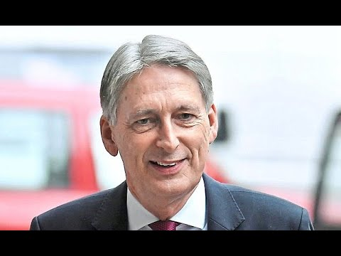There's light at end of the austerity tunnel, says Philip Hammond