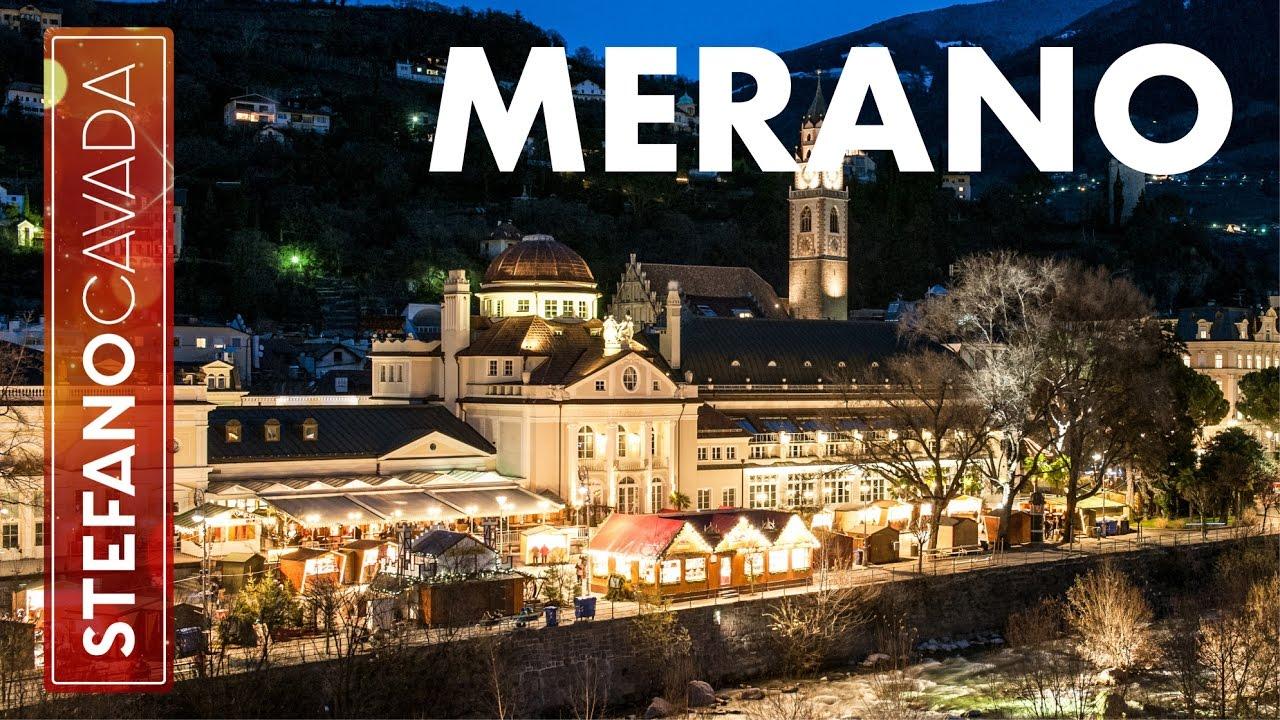 Immagini Mercatini Di Natale Merano.Il Mercatino Di Natale Di Merano Natale In Alto Adige