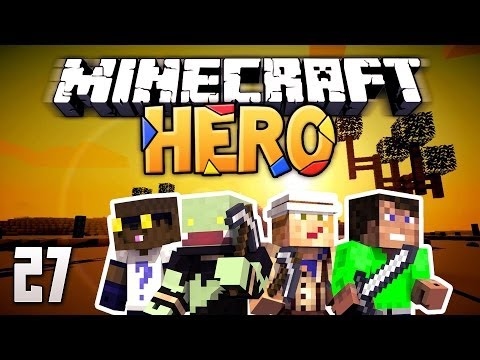 Minecraft HERO #27 - Ich bin genervt & NERVE auch xD