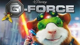 G-Force (Disney, 2009) gameplay (PC Game, 2009)