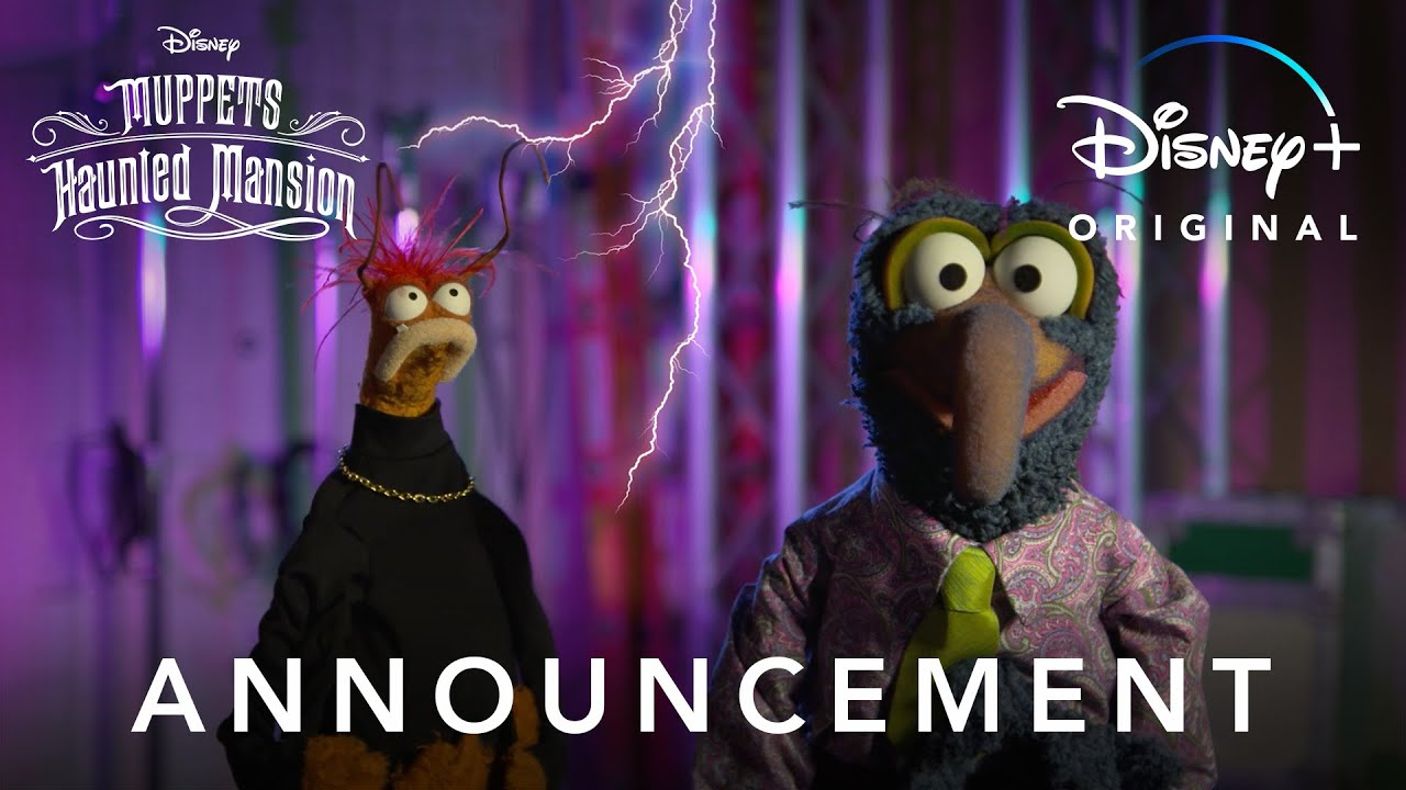 Disney+ launches 'Muppets Haunted Mansion' Halloween special ...