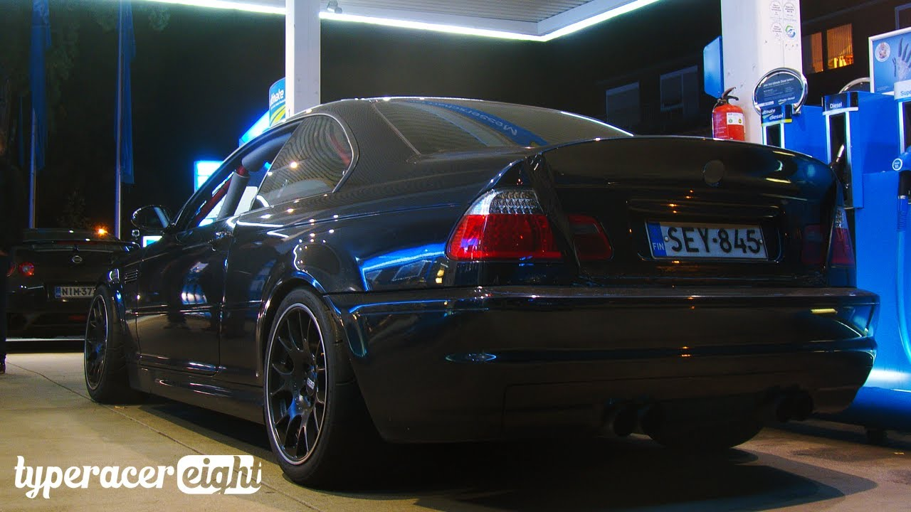 Bmw E46 M3 >> 550HP BMW M3 E46 Supercharger: MAD RAW FOOTAGE! - YouTube