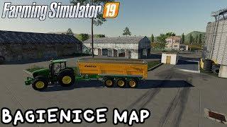 ️Prezentacja mapy - Bagienice Map | Farming Simulator 19 | NetNar