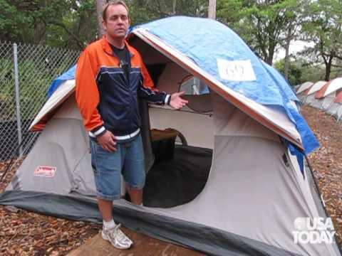 The new homeless