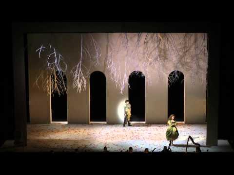 Handel's Orlando, Act I