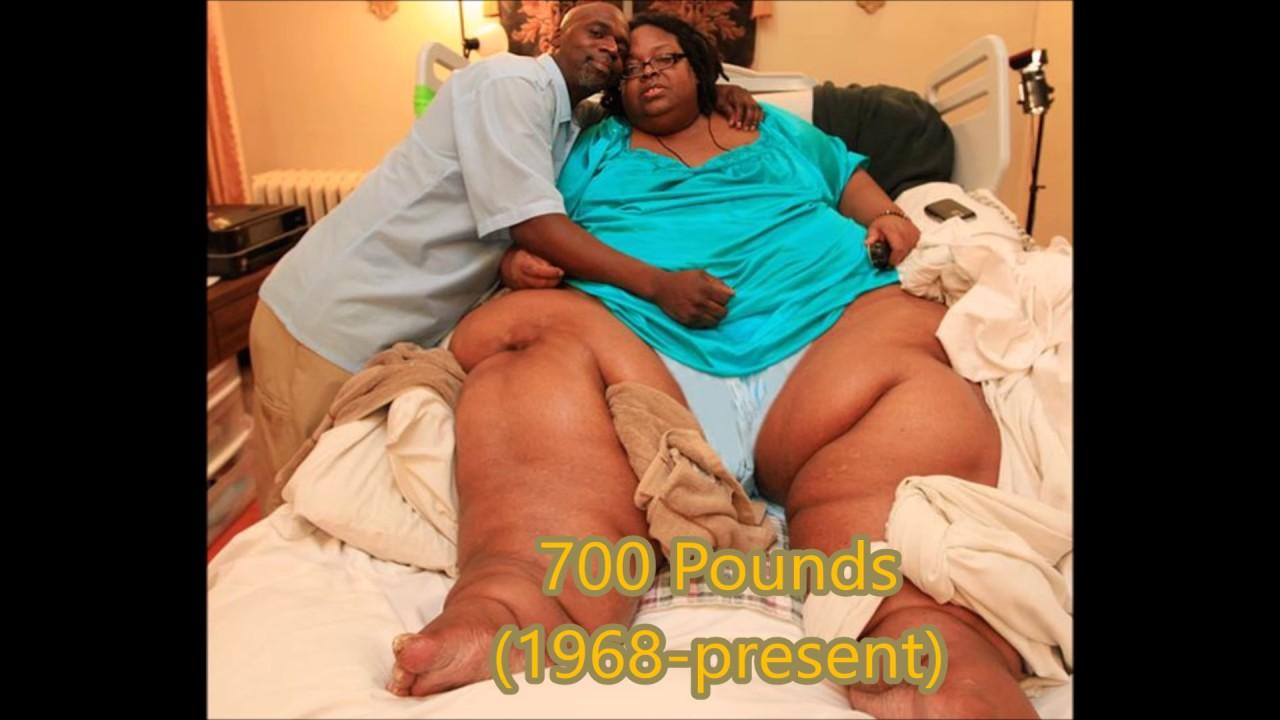 Top 10 Heaviest Woman On Earth - Youtube-2071