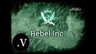 Early Look: Rebel Inc: Escalation