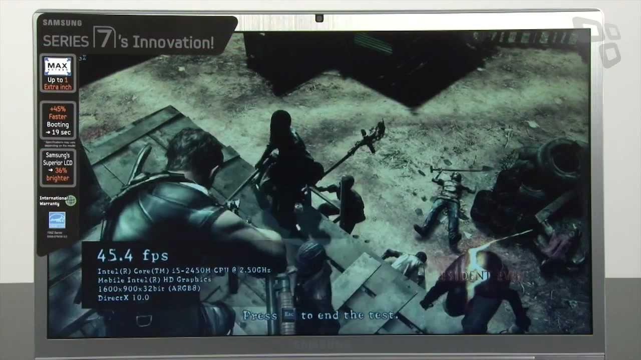 Notebook samsung games - Samsung Chronos Serie 7 An Lise De Produto Tecmundo