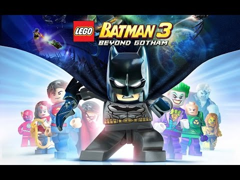 LEGO Batman 3 Beyond Gotham Pelicula Completa Español 1080p  Game Movie