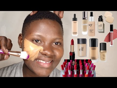 AMUST WATCH👆🏼,she was BEYONCE  transformed by power of makeup🙆♀️|hair and makeup transformation❤